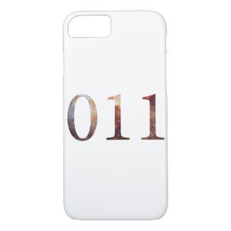 CAPA iPhone 8/ 7 11 COISAS CASO MAIS ESTRANHO DE 011/ONZE/