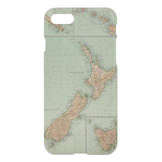 Capa iPhone 8/7 169 Nova Zelândia, Havaí, Tasmânia