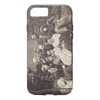 Capa iPhone 8/ 7 1834-96) senhores Edward Burne-Jones de William
