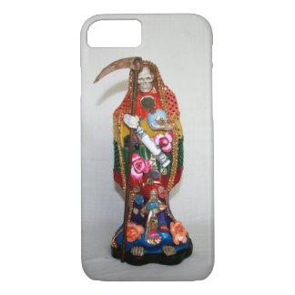 Capa iPhone 8/ 7 7 papais noeis Muerte das CORES