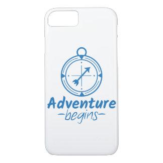 Capa iPhone 8/ 7 A aventura começa