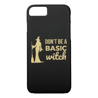 Capa iPhone 8/ 7 A bruxa básica