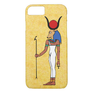 Capa iPhone 8/ 7 A deusa egípcia antiga Hathor
