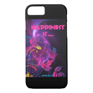 Capa iPhone 8/ 7 A felicidade é…