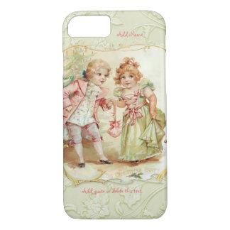 Capa iPhone 8/ 7 A festa de Natal - Francis Brundage