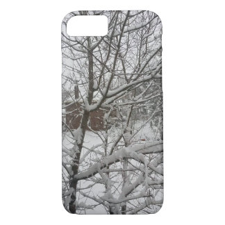 Capa iPhone 8/ 7 A floresta do inverno