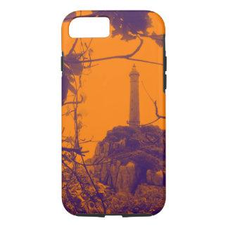 Capa iPhone 8/ 7 A foto a mais alta a mais velha da laranja do