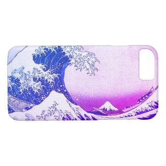 Capa iPhone 8/ 7 A grande onda fora de Kanagawa