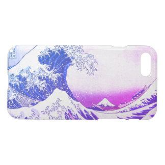 Capa iPhone 8/7 A grande onda fora de Kanagawa