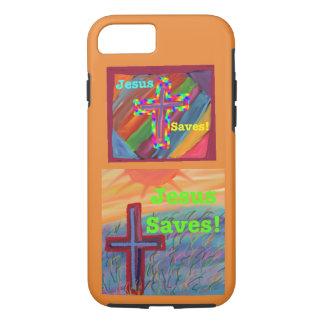 Capa iPhone 8/ 7 A igreja cura Jesus da esperança salvar o caso