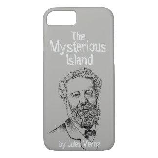 Capa iPhone 8/ 7 A ilha misteriosa por Jules Verne