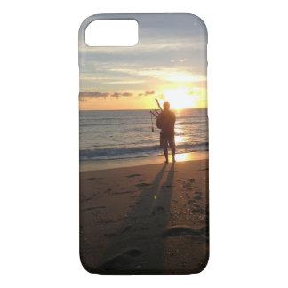 Capa iPhone 8/ 7 a música & a natureza em seu melhor, vêm aqui o