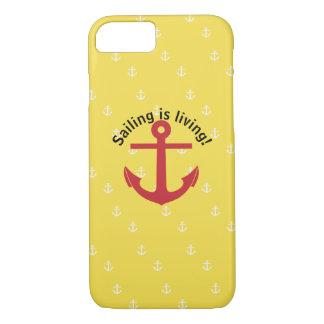 Capa iPhone 8/ 7 A navigação está vivendo!