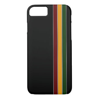 Capa iPhone 8/ 7 A reggae listra a caixa do iPhone 7