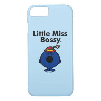 Capa iPhone 8/ 7 A senhorita pequena pequena Bossy da senhorita | é