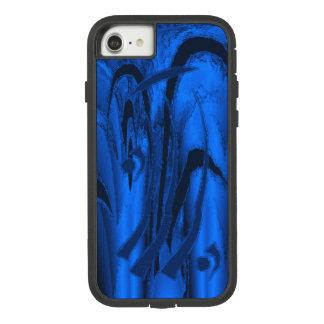 Capa iPhone 8/ 7 Abstrato 3 do azul