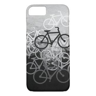 Capa iPhone 8/ 7 Abstrato das bicicletas