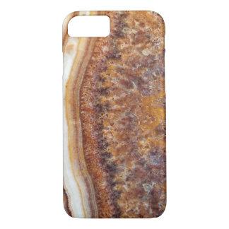 Capa iPhone 8/ 7 abstrato de mármore da pedra