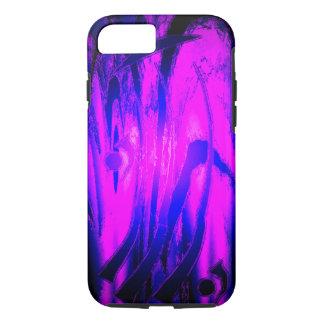 Capa iPhone 8/ 7 Abstrato do roxo