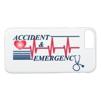 Capa iPhone 8/ 7 Acidente e emergência