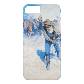 Capa iPhone 8/ 7 Acima do mar de redondo