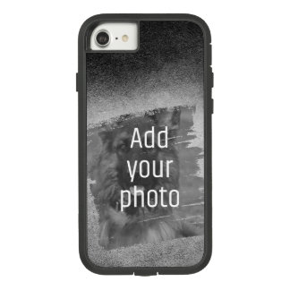 Capa iPhone 8/ 7 Adicione seu cão de german shepherd da foto - GSD
