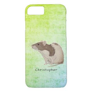 Capa iPhone 8/ 7 Adicione seu design conhecido do rato