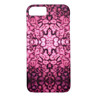 Capa iPhone 8/ 7 Ágata cor-de-rosa