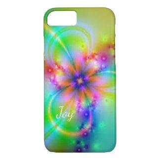 Capa iPhone 8/ 7 Alegria - a imagem olha como a alegria brilhante,