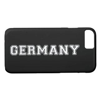 Capa iPhone 8/ 7 Alemanha