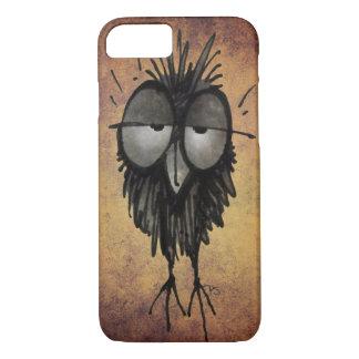 Capa iPhone 8/ 7 Amante sonolento Dazed e confundido da coruja
