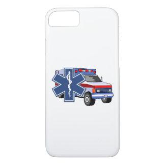 Capa iPhone 8/ 7 Ambulância do EMS