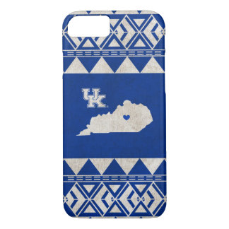 Capa iPhone 8/ 7 Amor tribal do estado de Kentucky |
