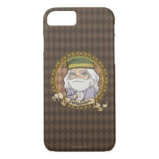 Capa iPhone 8/ 7 Anime Dumbledore