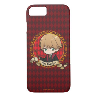 Capa iPhone 8/ 7 Anime Ron Weasley