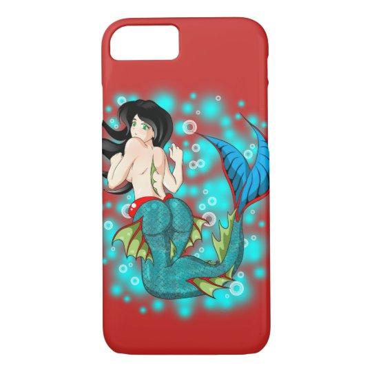 Capa iPhone 8/ 7 Anime Sereia