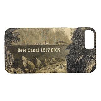 Capa iPhone 8/ 7 Anos bicentenários históricos do canal de Erie