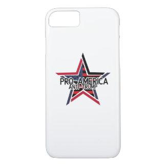 Capa iPhone 8/ 7 Anti-Trunfo de Pro-América