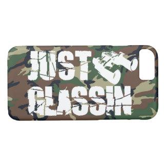 CAPA iPhone 8/ 7 APENAS GLASSIN
