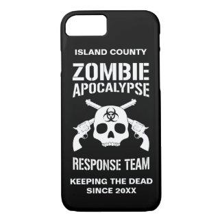 Capa iPhone 8/ 7 Apocalipse do zombi
