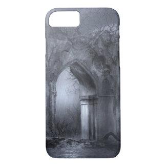 Capa iPhone 8/ 7 Arcada gótico escura das ruínas