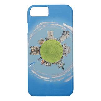 Capa iPhone 8/ 7 architec minúsculo de romania do planeta do