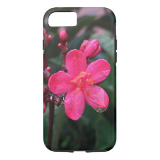 Capa iPhone 8/ 7 Argumento floral para Iphone