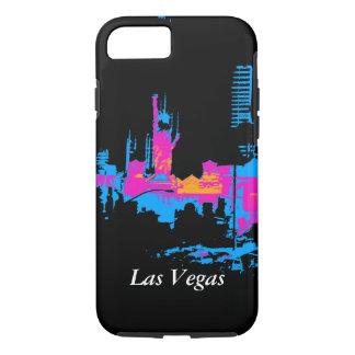 Capa iPhone 8/ 7 Arquitectura da cidade de Las Vegas