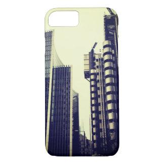 Capa iPhone 8/ 7 Arquitetura da cidade de Londres