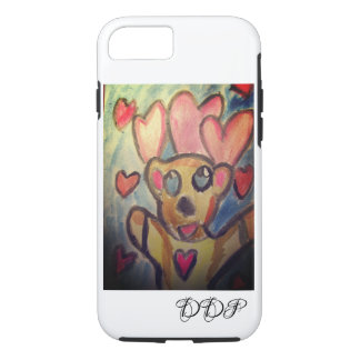 Capa iPhone 8/ 7 arte 2 do urso
