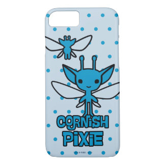 Capa iPhone 8/ 7 Arte Cornish do caráter do duende dos desenhos