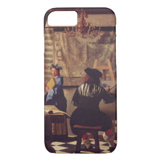 Capa iPhone 8/ 7 Arte da pintura por Johannes Vermeer