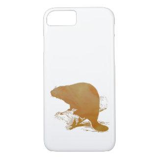 Capa iPhone 8/ 7 Arte do castor