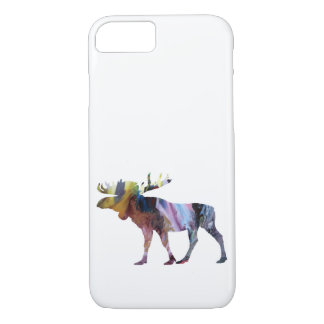Capa iPhone 8/ 7 Arte dos alces